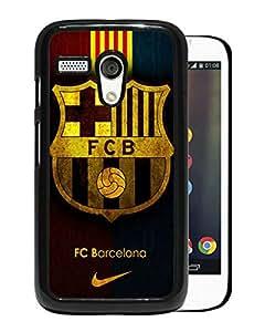 Popular Design Motorola Moto G Case Fc Barcelona Black Best New Design Motorola Moto G Cover Case