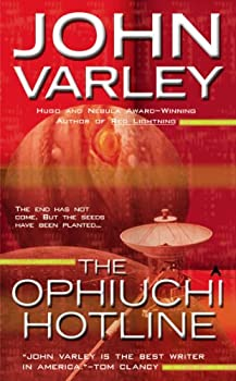 The Ophiuchi Hotline by John Varley science fiction and fantasy book and audiobook reviews