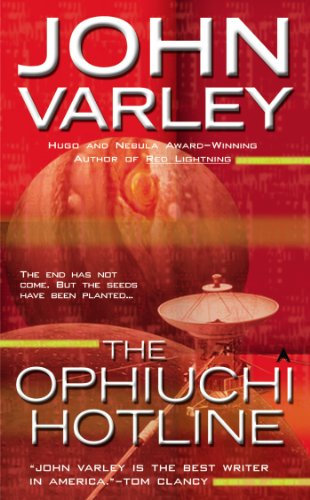 The Ophiuchi Hotline (Eight Worlds Book 1)