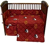 College Covers Florida State Seminoles 5 piece Baby Crib Set