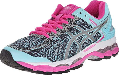 Asics Women's GEL-Kayano 22 Lite Show Running Shoe - Aqua...
