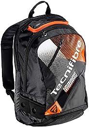 Tecnifibre Air Endurance Tennis/Squash Bag Series (RackPack, 12R, 9R, Backpack) (Black/Blue & Black/Orange