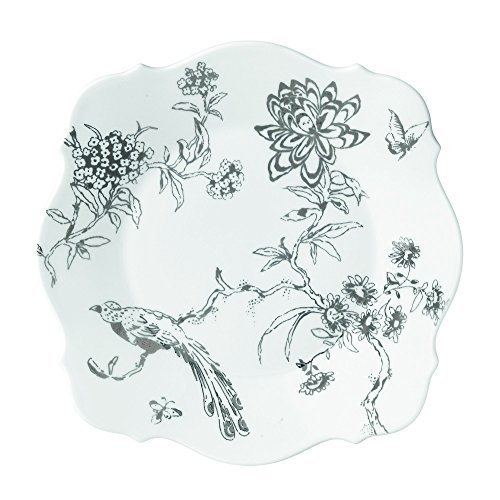 (Jasper Conran by Wedgwood Chinoiserie Platinum Accent Plate 9