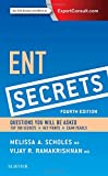 img - for ENT Secrets, 4e book / textbook / text book