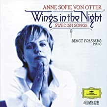 Anne Sofie von Otter - Wings in the Night (Swedish Songs)