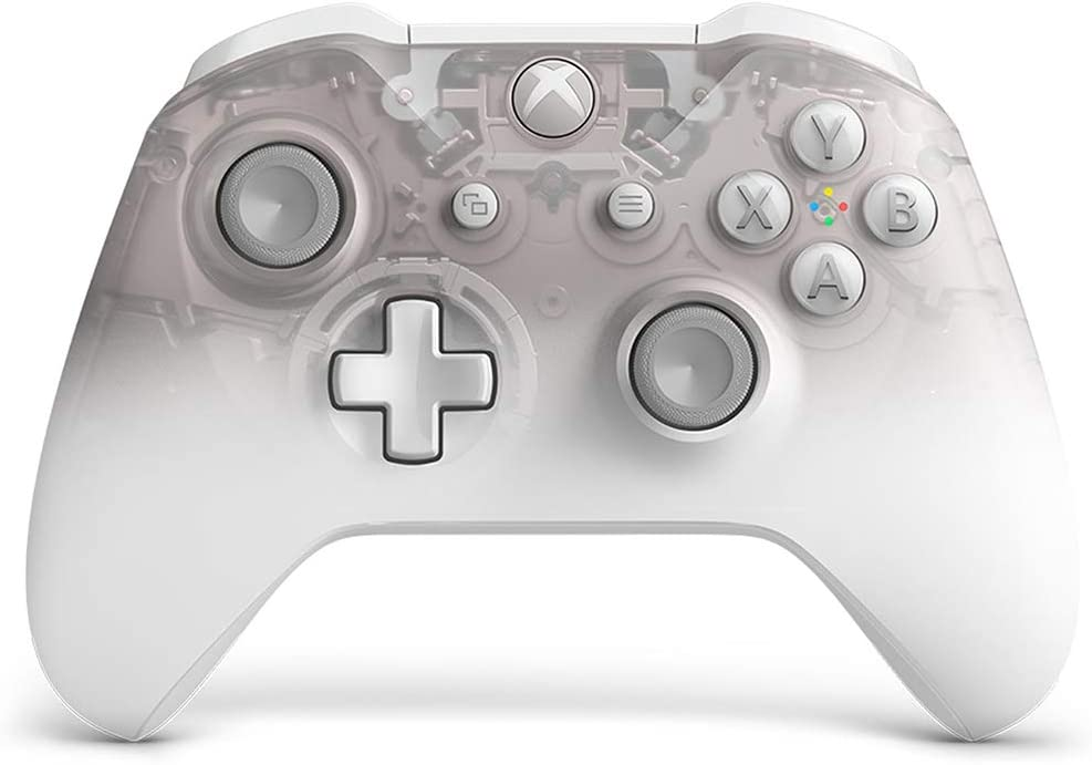 Amazon com: Xbox Wireless Controller - Phantom White Special