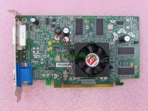 Bit 128 Ddr - Dell P9222 ATI Fire GL V3100 128MB DDR 128-Bit VGA/DVI PCIe x16 WS Video Card