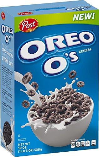 Oreo Os Cereal - 1lb 3oz Box