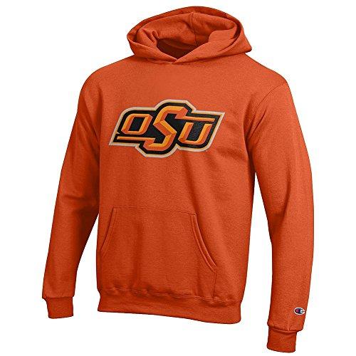 Oklahoma State Cowboys Kids Hooded Sweatshirt Orange - (Cowboy Kids Sweatshirt)