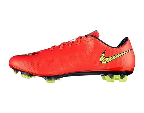 Nike Mercurial Veloce Ii Fg Botines de fútbol: Amazon.es: Zapatos y complementos