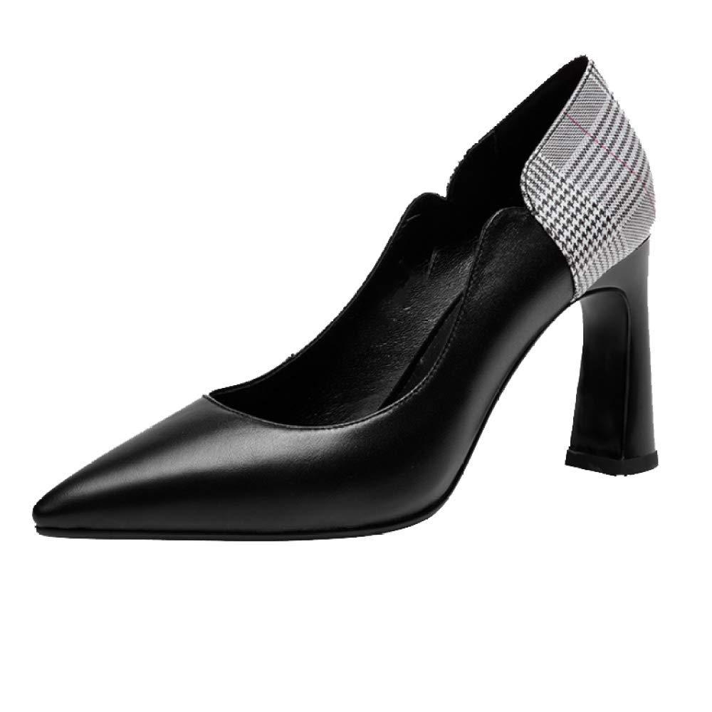 ZPEDY Chaussures pour B000LSXRV0 Femmes, Pointues, Talons Hauts, Confortables, Pointues, élégantes, Polyvalentes, Polyvalentes, élégantes Black e96a0a2 - piero.space