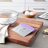Mercer Culinary Millennia Bench Scraper with Purple