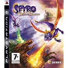 The Legend of Spyro: Dawn of the Dragon [PlayStation 3 PS3] NEW