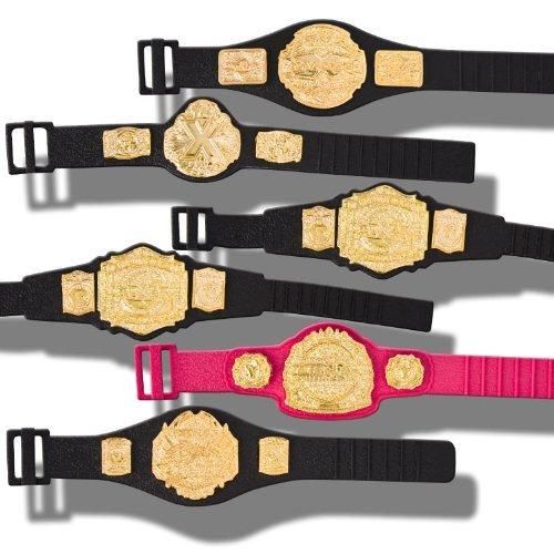 TNA Jakks Action Figure Belts product image