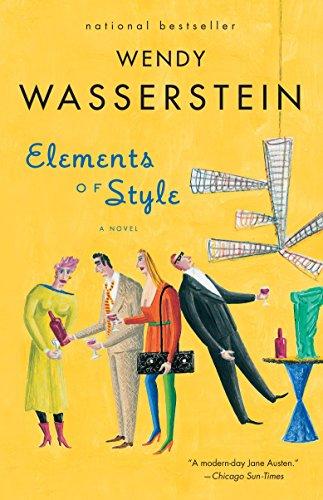 Elements of Style: A Novel