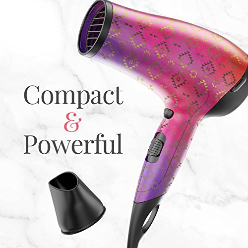 Remington Mid-Size Hair Dryer in Exclusive Design, D3015PF