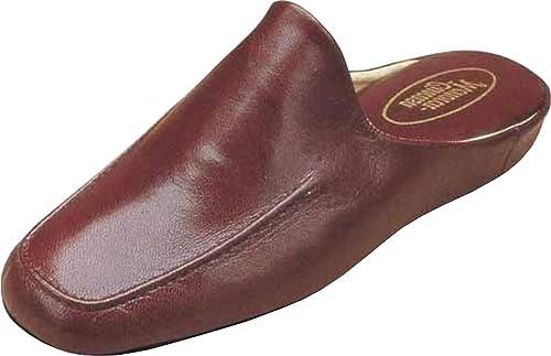 5bc8c4a71057 New Cincasa Menorca Carlos Mens Mule Slipper Soft Leather Material Gents  Shoes  Amazon.co.uk  Shoes   Bags
