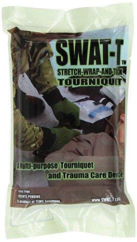 SWAT T Tourniquet Black 1 Count product image