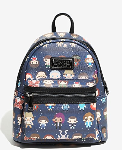 Amazon com : Stranger Things Mini Backpack Bag : Everything Else