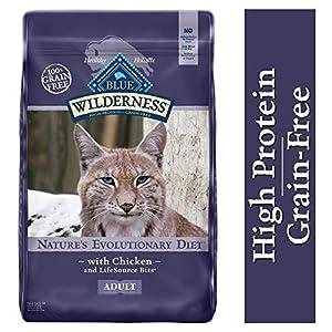 2. Blue Buffalo Wilderness Cat Food