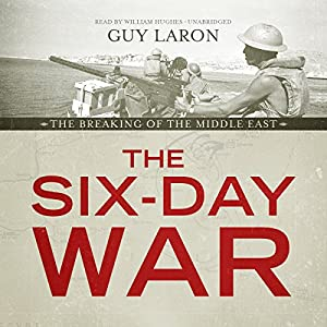 The Six-Day War Hörbuch