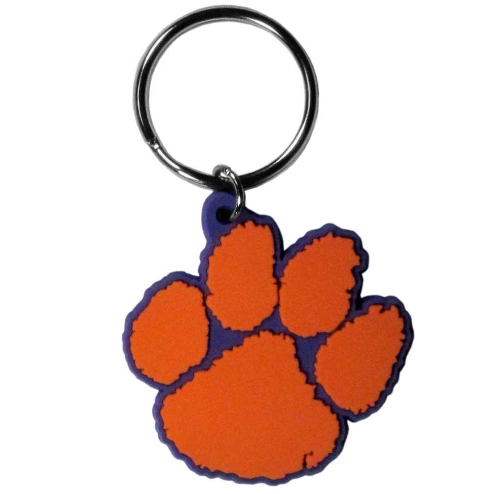 NCAA Clemson Tigers Flexi Key Chain