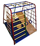 Funny Baby – Kid's Indoor Playground Climber Set with Accessories