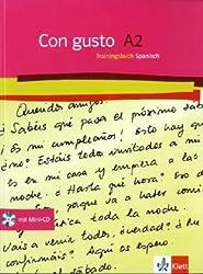 Con gusto / Trainingsbuch mit Mini-CD - A2