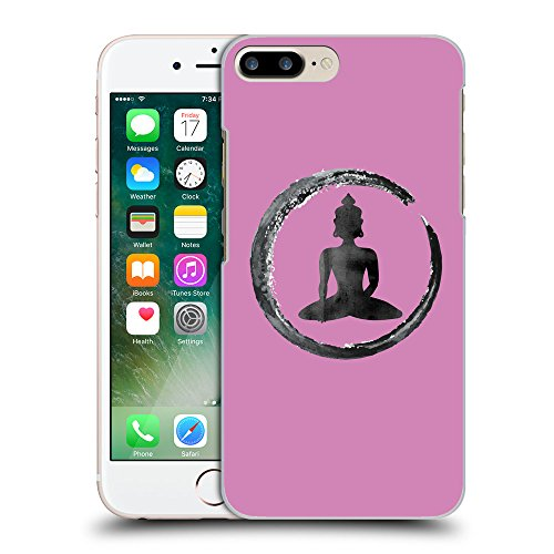 GoGoMobile Coque de Protection TPU Silicone Case pour // Q07680618 Bouddha 3 Bronze // Apple iPhone 7 PLUS