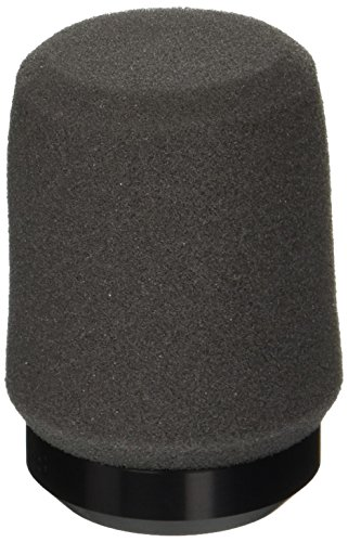 Shure A2WS-GRA Locking Foam Windscreen for 545 Series & SM57 (Gray)