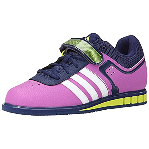1f2f6f8066b6 get adidas adipower weightlifting shoes 28c43 fbcfd  clearance adidas  performance womens powerlift.2 w weightlifting trainer shoepink white semi  solar ...