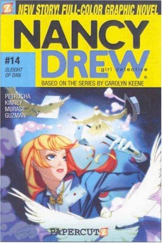 Nancy Drew #14: Sleight of Dan (Nancy Drew Graphic Novels: Girl Detective) (v. 14) PDF