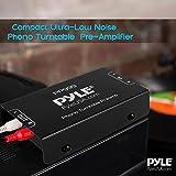 Pyle Phono Turntable Preamp - Mini Electronic Audio