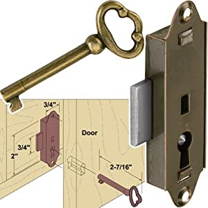 cabinet lock hardware platte river 942942 5 pack hardware locks and latches 12958