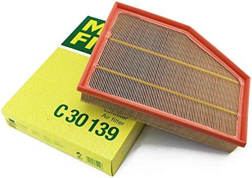 Original MANN-FILTER Luftfilter C 30 139 Air Filter