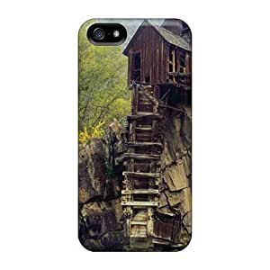 5/5s Scratch-proof Protection Cases Covers For Iphone/ Hot Old Crystal Mill In Colorado Phone Cases