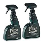Hope's Perfect 100% Streak Free Countertop Granite, Marble And Stone Cleaning Spray, 22-Ounce (Pack of 2)