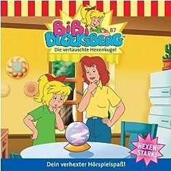 Die vertauschte Hexenkugel (Bibi Blocksberg 87)