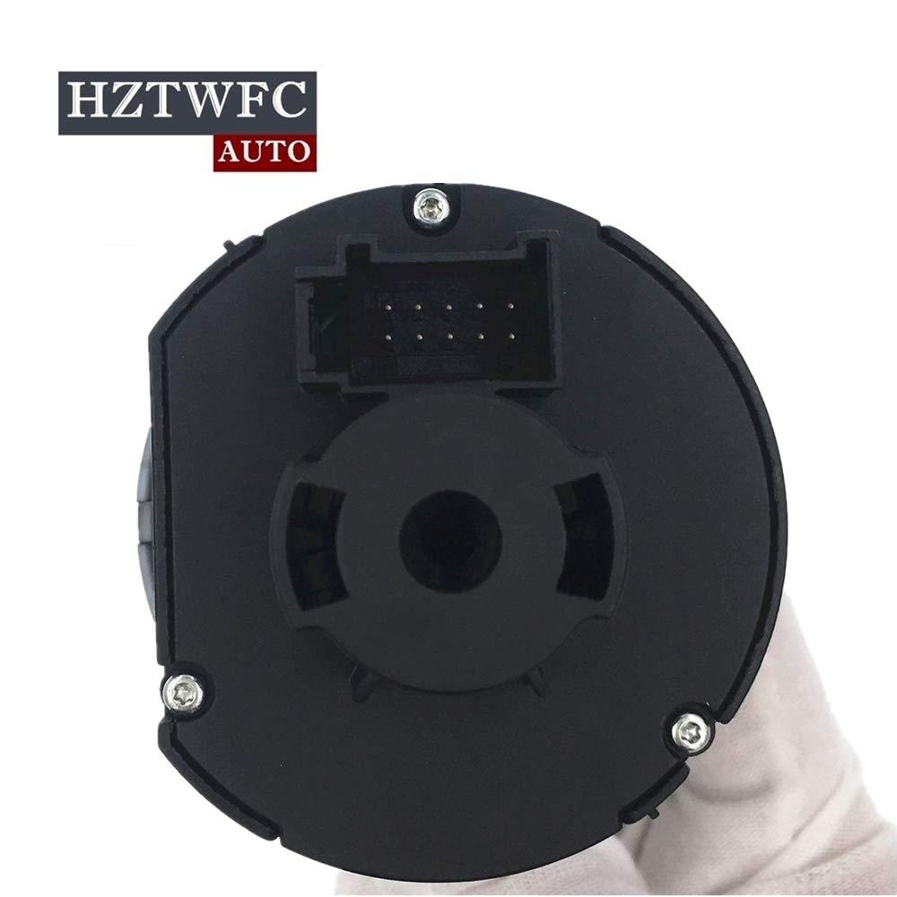 HZTWFC Interruptor de control de faros antiniebla OEM # 3C8941431B 3C8 941 431B