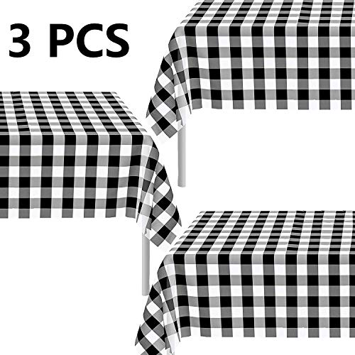 Black And White Checkered Hat (DXNONA 3pcs 54