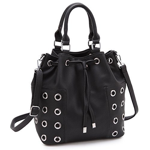Ladies Black Stud - 5