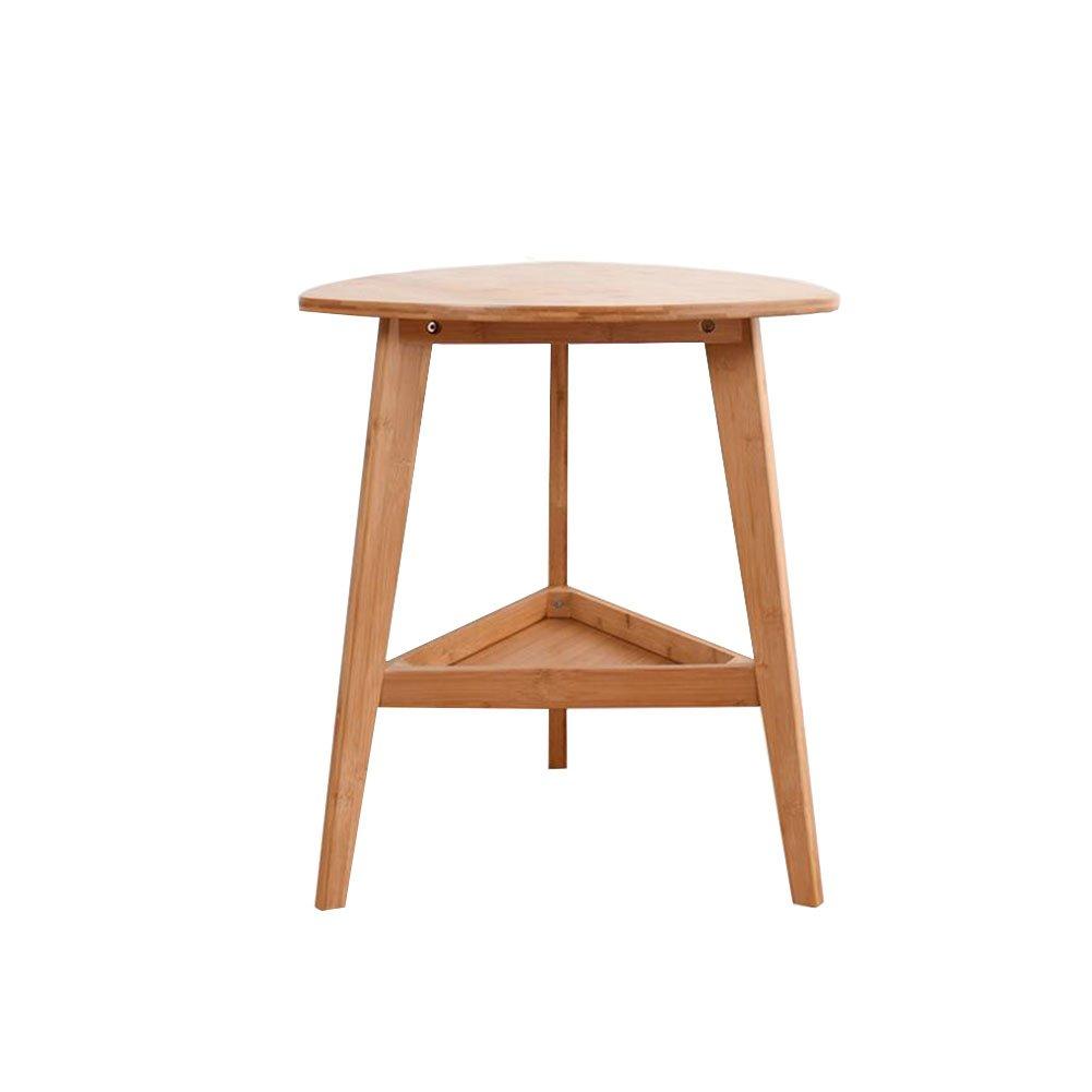 【正規品】 テーブルチェアセット 机 ベッド トレイ 竹 レトロ 三角形 軽量 側 側 コーヒー ベッド ダイニング ランプ 表 ナチュラル 多機能 軽量 CJC B07FZZRXB5, 組み立て家具の殿堂:5c4d5210 --- diesel-motor.pl