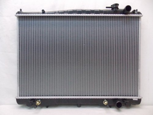 2215 RADIATOR FOR NISSAN FITS XTERRA FRONTIER 2.4 3.3 L4 4CYL V6 6CYL (2000 Nissan Frontier Radiator)