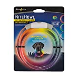 Nite Howl Rechargeable LED Safety Necklace with