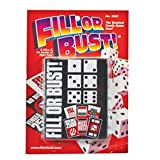 Fill or Bust Great Card and Dice Game