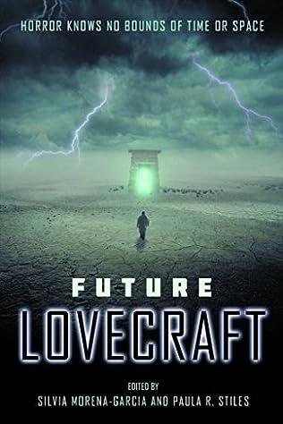 book cover of Future Lovecraft
