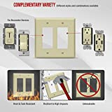 ENERLITES Decorator Light Switch or Receptacle
