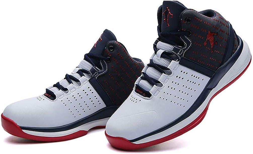 Hombres de Baloncesto Zapatos par MIDIE Corte Zapatillas de Baloncesto Zapatos Deportivos Masculinos