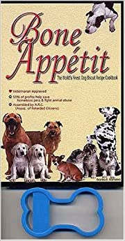 Book Bone Appetit: The World's Finest Dog Biscuit Recipe Cookbook with Bone Shaped Biscuit Cutter by Branko E. Romano (1998-01-01)