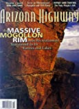 img - for Arizona Highways Magazine October 2000 (76) book / textbook / text book